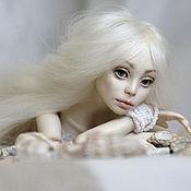 """Куклы и игрушки ручной работы. Ярмарка Мастеров - ручная работа """"Louise"""" авторская шарнирная кукла. Handmade."""