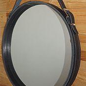 Для дома и интерьера ручной работы. Ярмарка Мастеров - ручная работа Зеркало Капитанское 50 см. Handmade.