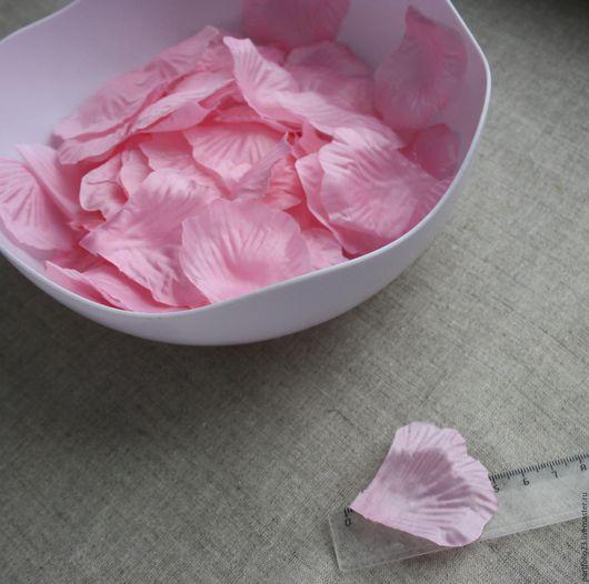 Куклы и игрушки ручной работы. Ярмарка Мастеров - ручная работа. Купить Лепестки роз. Handmade. Розовый, лепестки, лепестки роз