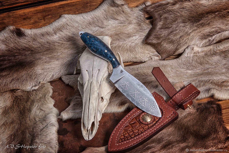 'Manitoba ' handmade knife, Knives, Kimry,  Фото №1