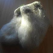 Аксессуары ручной работы. Ярмарка Мастеров - ручная работа Бурки из овчиной шерсти. Handmade.