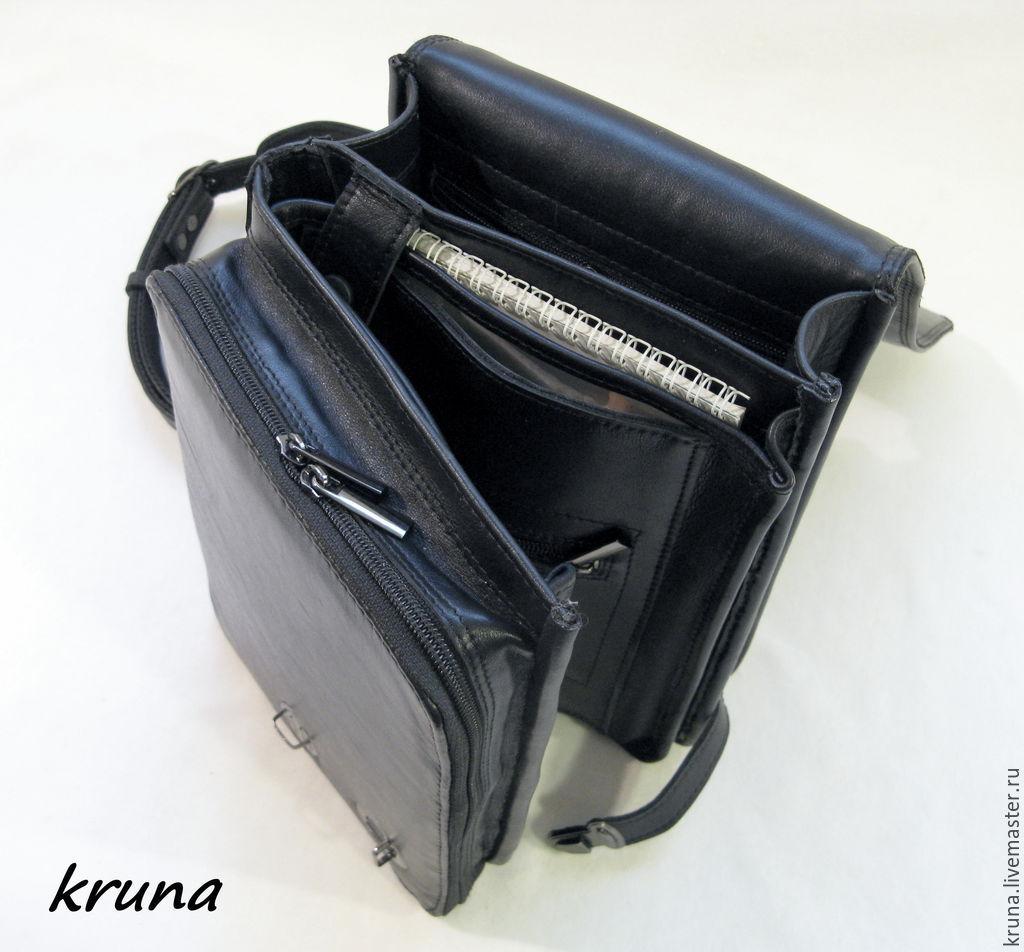 Сумка-планшет из натуральной кожи – купить в интернет-магазине на ... 65ea0fd66da45