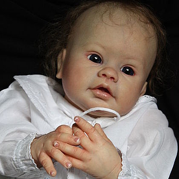 Куклы и игрушки ручной работы. Ярмарка Мастеров - ручная работа Кукла реборн Елисей.. Handmade.