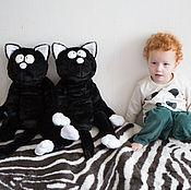 Куклы и игрушки ручной работы. Ярмарка Мастеров - ручная работа Кот Бродяга. Handmade.
