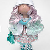 handmade. Livemaster - original item Sewing kits: Vika Doll Sewing Kit. Handmade.