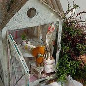 Куклы и игрушки ручной работы. Ярмарка Мастеров - ручная работа Le petit jeuner (утренний завтрак). Handmade.