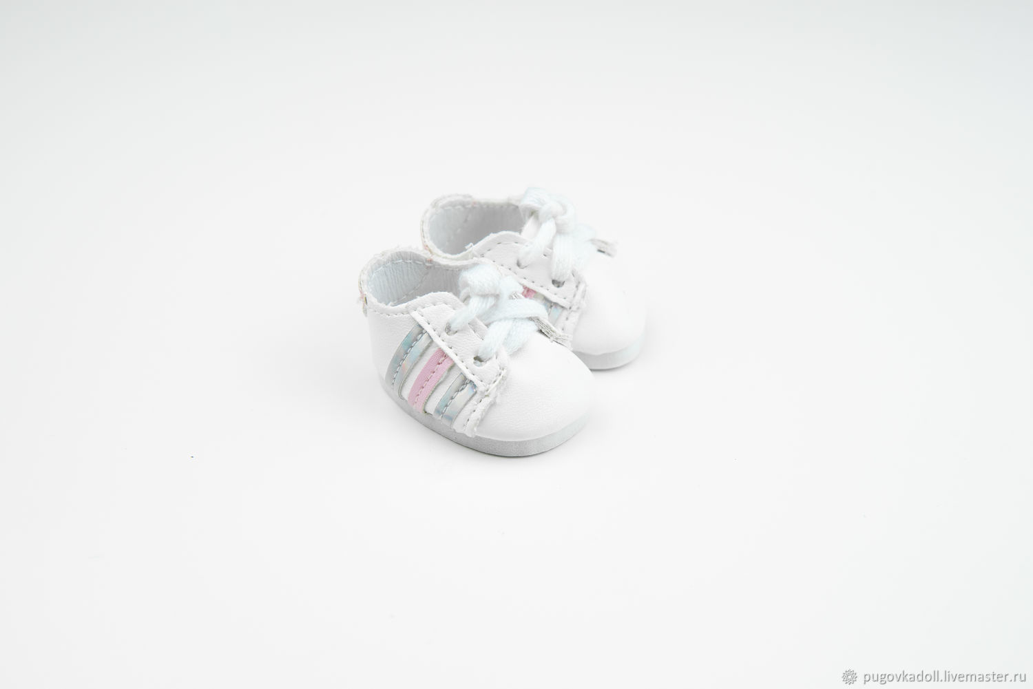 Shoes for dolls 4,5 cm, Details for dolls and toys, Moscow,  Фото №1