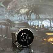 Украшения handmade. Livemaster - original item Stainless steel steampunk ETERNITY rings. Handmade.
