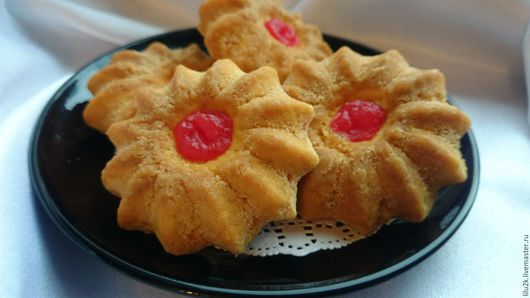 мыло ручной работы печенье курабье
