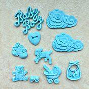 Материалы для творчества ручной работы. Ярмарка Мастеров - ручная работа Декор для малыша. Handmade.