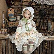 Куклы и игрушки handmade. Livemaster - original item Tsenka collectible original interior textile doll. Handmade.
