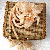 Украшения handmade. Livemaster - original item Lariat Orchid. Handmade.