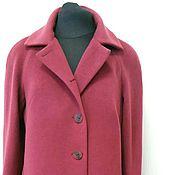 Одежда ручной работы. Ярмарка Мастеров - ручная работа 293:Женское пальто оверсайз на осень-весну, демисезонное пальто кокон. Handmade.