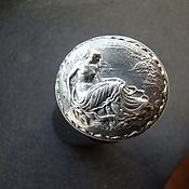 Украшения ручной работы. Ярмарка Мастеров - ручная работа Винтажное кольцо. Handmade.