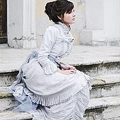 Свадебный салон ручной работы. Ярмарка Мастеров - ручная работа Викторианское платье. Handmade.