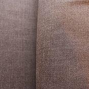 """Материалы для творчества ручной работы. Ярмарка Мастеров - ручная работа Ткань полушерсть, однотонная, """"Серо-коричневый капучино"""". Handmade."""