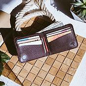 Сумки и аксессуары handmade. Livemaster - original item Tennessee men`s wallet. Handmade.