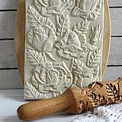 Для дома и интерьера handmade. Livemaster - original item Rolling pin for cookies and gingerbread roses. Handmade.