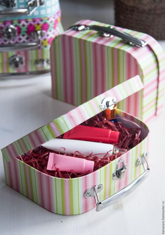 Шкатулки ручной работы. Ярмарка Мастеров - ручная работа. Купить Стильная подарочная коробка. Handmade. Праздничная упаковка, хенд-мейд