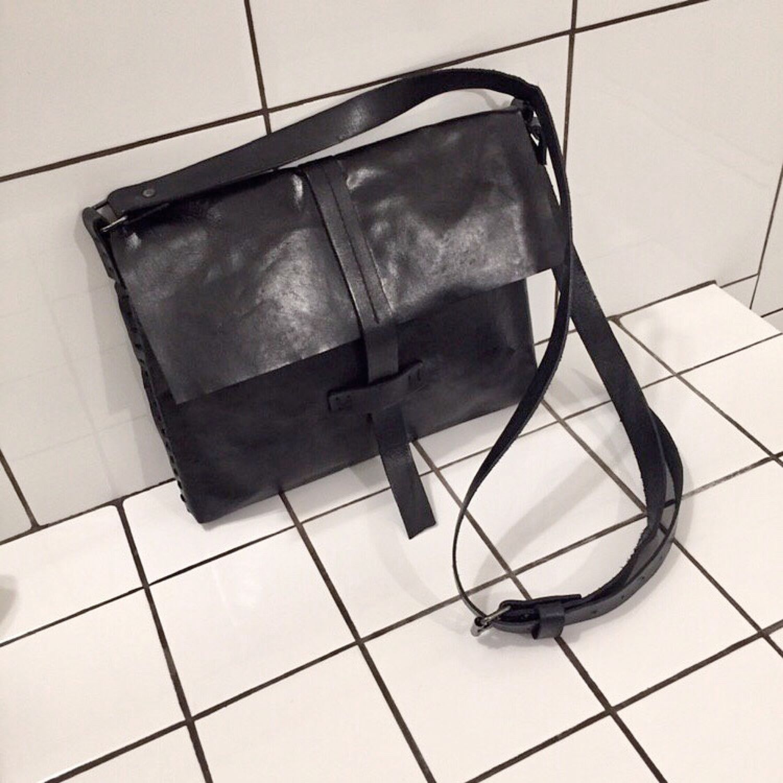 Кожаная сумка, Сумка через плечо, Санкт-Петербург,  Фото №1