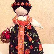 """Куклы и игрушки ручной работы. Ярмарка Мастеров - ручная работа Кукла """"Берегиня с яблоками"""". Handmade."""