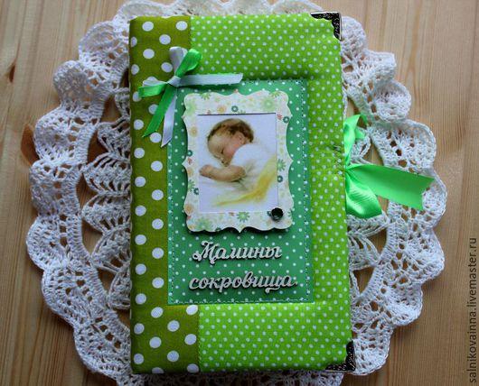 Подарки для новорожденных, ручной работы. Ярмарка Мастеров - ручная работа. Купить Мамины сокровища Веселые горошки. Handmade. Комбинированный