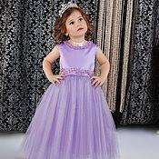 Свадебный салон ручной работы. Ярмарка Мастеров - ручная работа Нарядное платье для маленькой принцессы. Handmade.