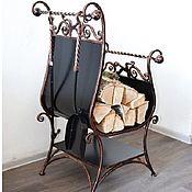 Для дома и интерьера handmade. Livemaster - original item Forged woodcutter KATERINA. Handmade.