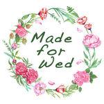 Made for Wed - Ярмарка Мастеров - ручная работа, handmade