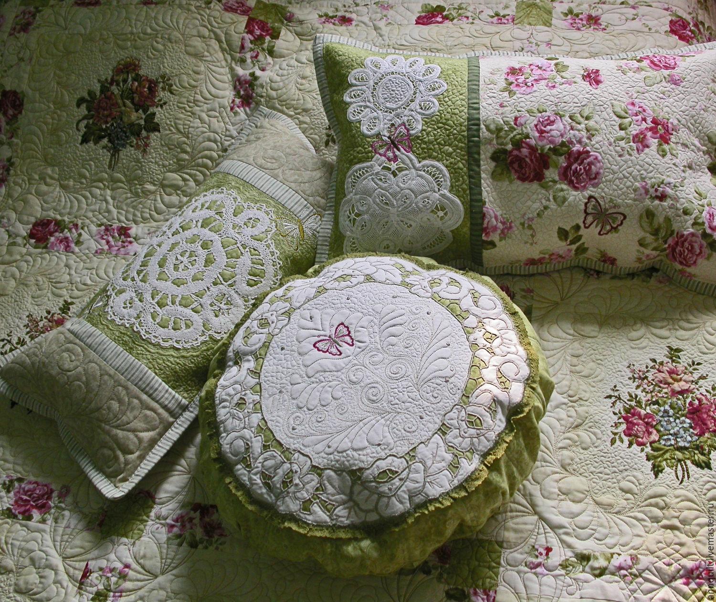 Мастер класс декоративные подушки
