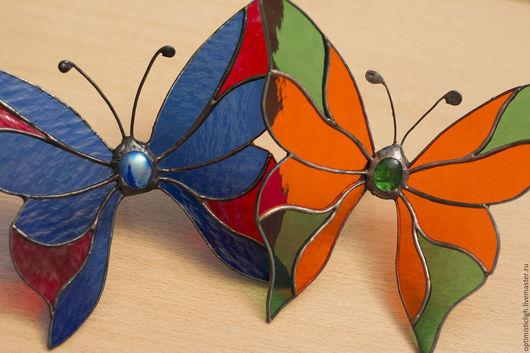 Элементы интерьера ручной работы. Ярмарка Мастеров - ручная работа. Купить бабочка. Handmade. Комбинированный, дачный интерьер