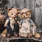 Куклы и игрушки ручной работы. Ярмарка Мастеров - ручная работа Котики.. Handmade.