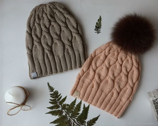 """Шапки ручной работы. Ярмарка Мастеров - ручная работа. Купить Вязаная шапка вязаная шапка вязанная """"Spring hat"""". Handmade."""
