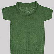 """Одежда ручной работы. Ярмарка Мастеров - ручная работа Туника """"Зелень"""". Handmade."""
