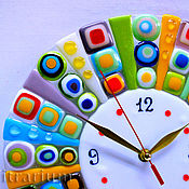 Для дома и интерьера handmade. Livemaster - original item Original wall clock