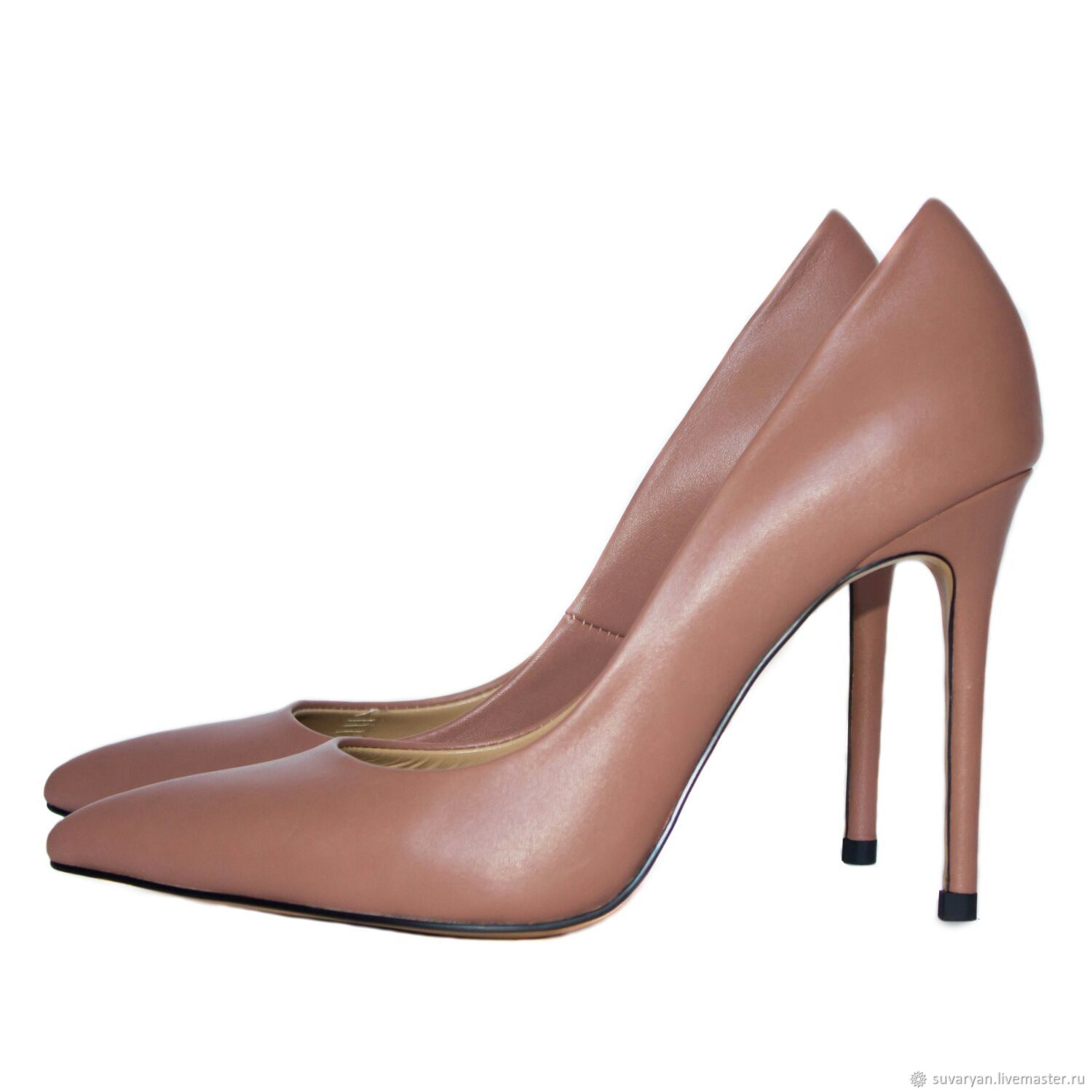 Women's shoes in matte leather, Shoes, Barnaul,  Фото №1