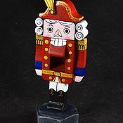 """Куклы и игрушки ручной работы. Ярмарка Мастеров - ручная работа Интерьерная игрушка """"Щелкунчик"""". Handmade."""