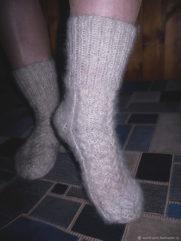 Women's knitted socks Gift №3, Socks, Klin,  Фото №1