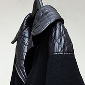 Одежда handmade. Livemaster - original item Tulip coat, quilted, with insulation. Handmade.