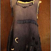 Одежда handmade. Livemaster - original item Tunic style Boho. Handmade.