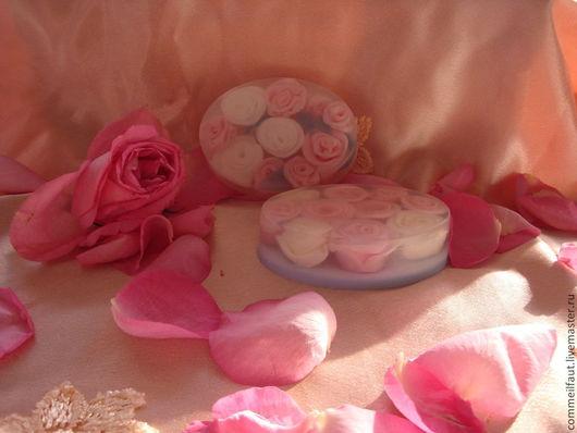 """Мыло """"Розовый букет"""""""