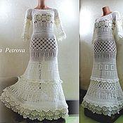 Одежда handmade. Livemaster - original item Sati dress long. Handmade.