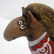 """Подарки к праздникам ручной работы. Ярмарка Мастеров - ручная работа """"Лошадки"""". Handmade."""