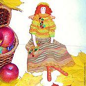 Куклы и игрушки ручной работы. Ярмарка Мастеров - ручная работа Сабина - Осенний Ангел. Handmade.