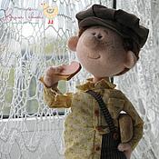 Куклы и игрушки ручной работы. Ярмарка Мастеров - ручная работа Колбаска.... Handmade.