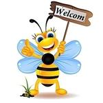 Пчелка - Ярмарка Мастеров - ручная работа, handmade