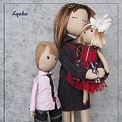 Куклы и игрушки ручной работы. Ярмарка Мастеров - ручная работа Женское счастье. Handmade.