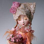 Куклы и игрушки ручной работы. Ярмарка Мастеров - ручная работа Ангел Марфенька. Handmade.