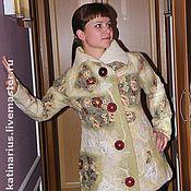 """Одежда ручной работы. Ярмарка Мастеров - ручная работа Пальто """"Весна"""". Handmade."""