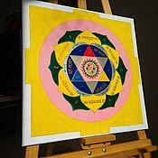Фен-шуй и эзотерика handmade. Livemaster - original item Yantra Of The Sun. Handmade.